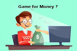 Logika mendapatkan uang dalam sebuah game online    Game for money