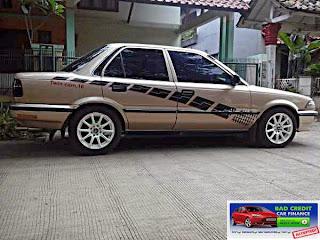 Mobil Sedan Toyota Sporty manual, Corolla Twincam th 1988, Dijual 45 juta