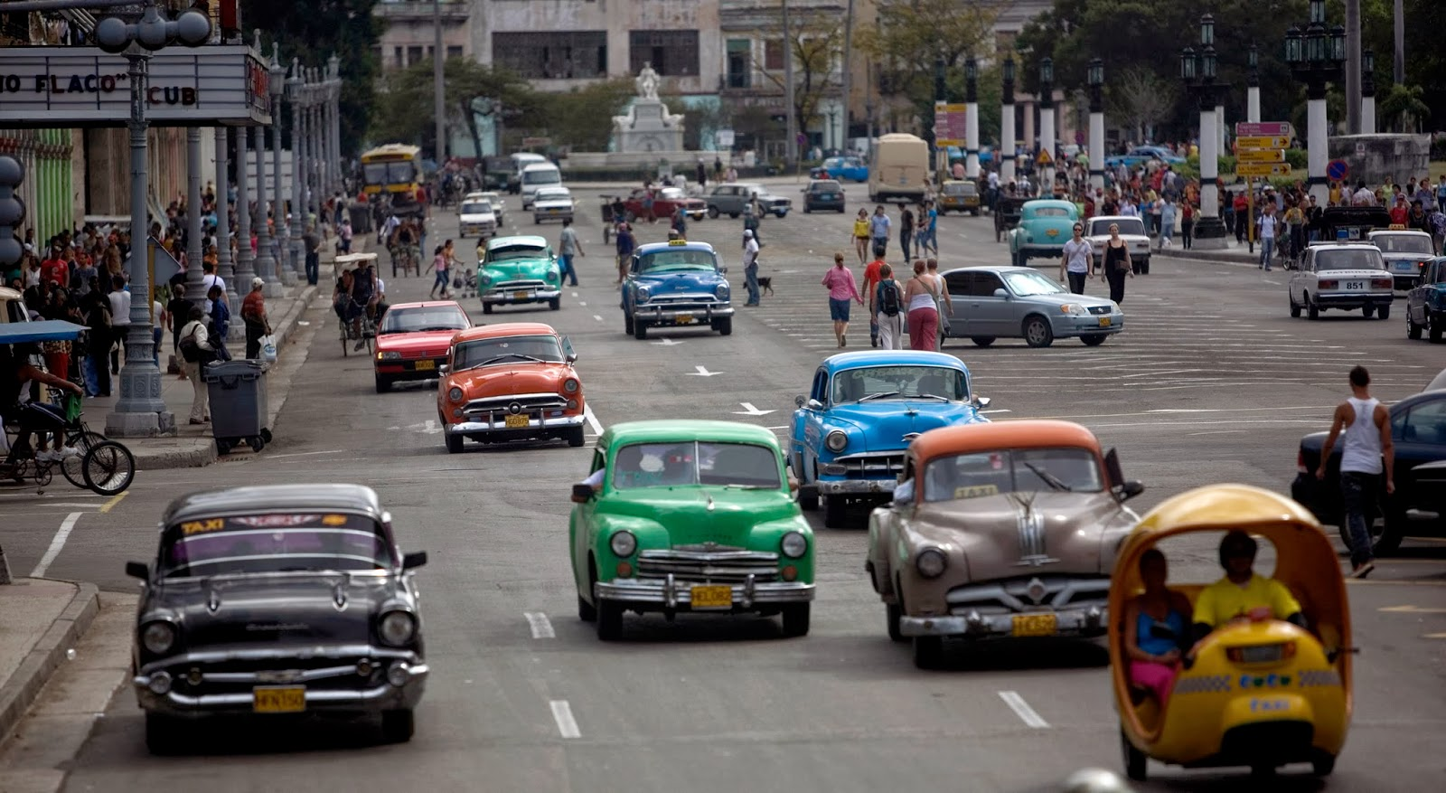 © Automotiveblogz: Back Cars in Cuba Photos