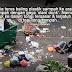 'Kenapa Buang Sampah Berterabur Camni? Susah Makcik Nak Bersihkan'