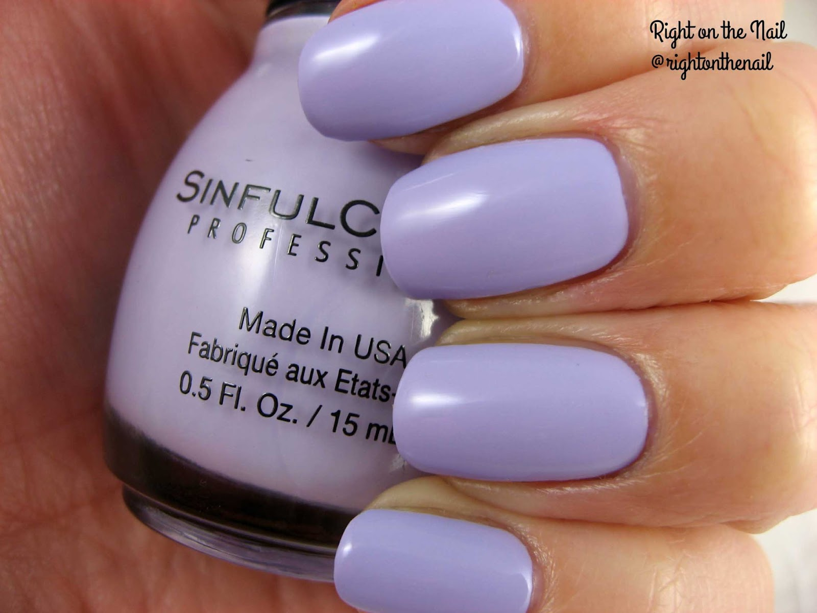 Right on the Nail: Right on the Nail ~ March 2016 Target ...