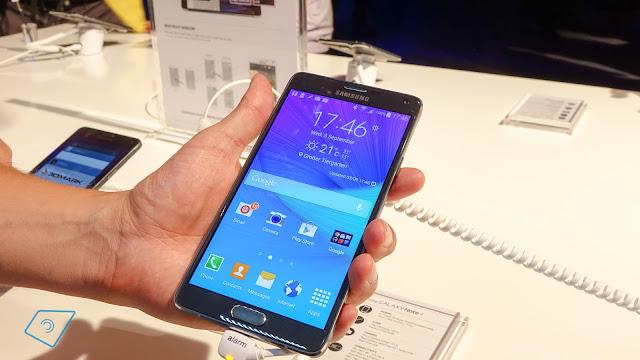 Picture Samsung Note 4 Wi-fi Bağlantı Sorunu