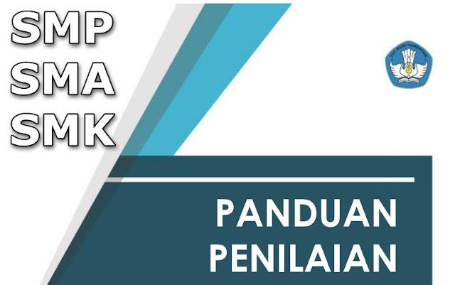 Buku Panduan Penilaian Kurikulum 2013 Jenjang SD SMP SMA SMK MA MTS dan MI
