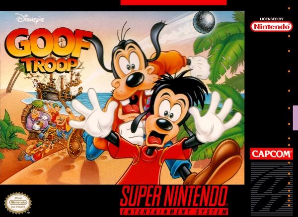 Goof Troop - Super Nintendo