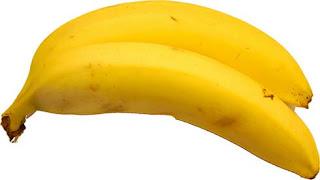 Foto de bananas amarillas