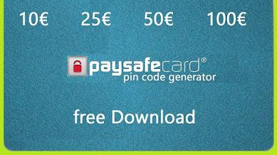 Gratis 10 Euro Paysafecard