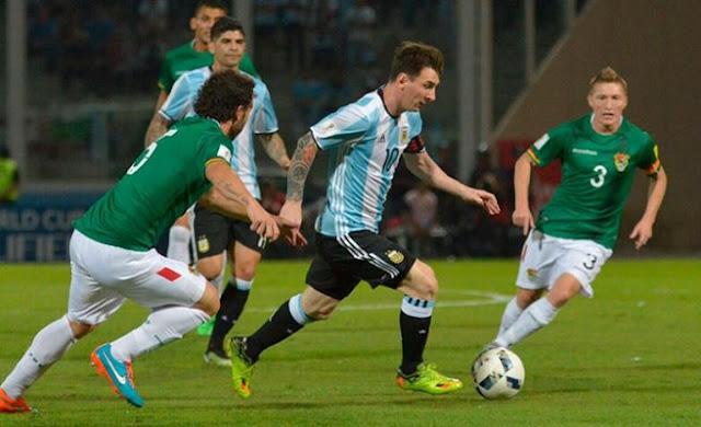 Argentina vs Bolivia en vivo Copa America Centenario