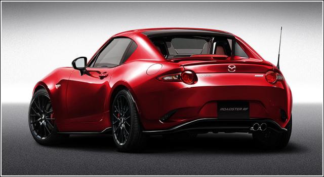 Mazda MX-5 RF Custom
