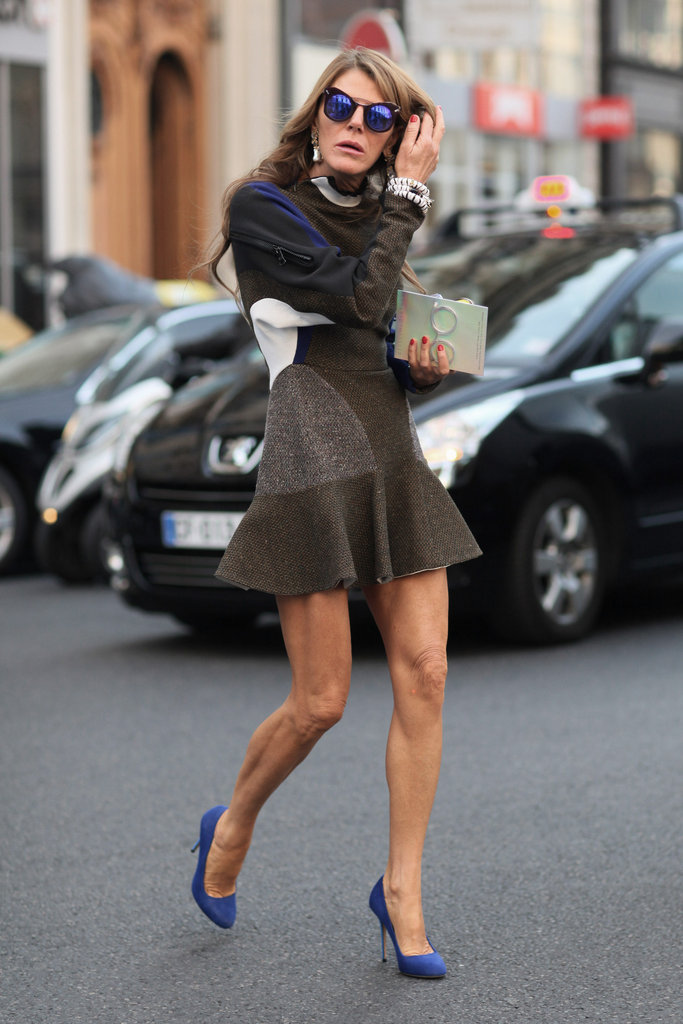 Kellys Boudoir Streetstyle Paris Fashion Week Spring 2013