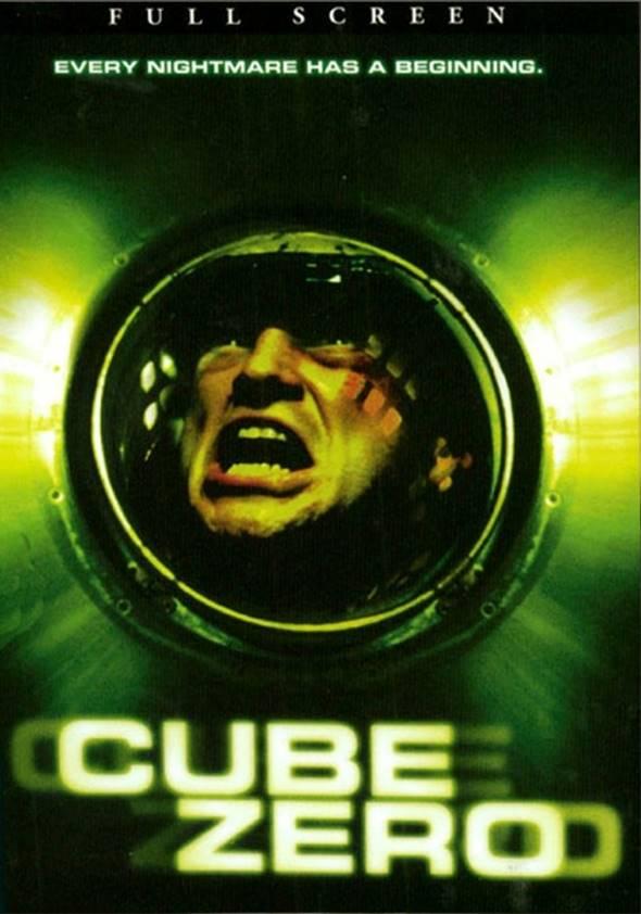 Ver Filme Cubo Zero (Dublado)
