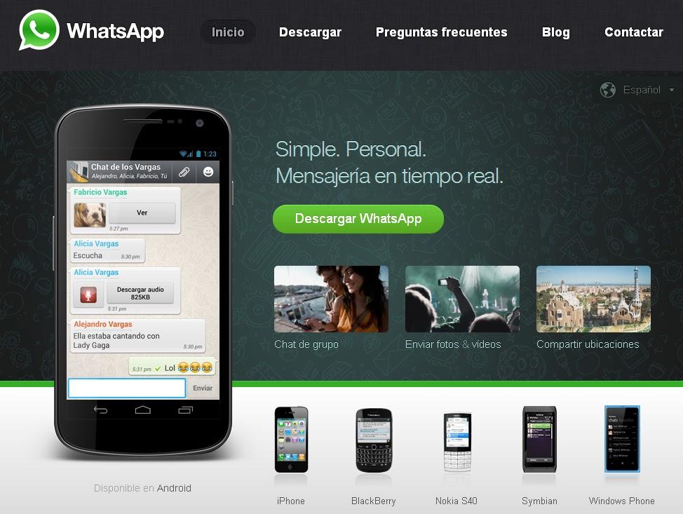 descargar messenger gratis para android móviles