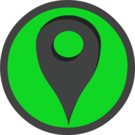 location icon outline