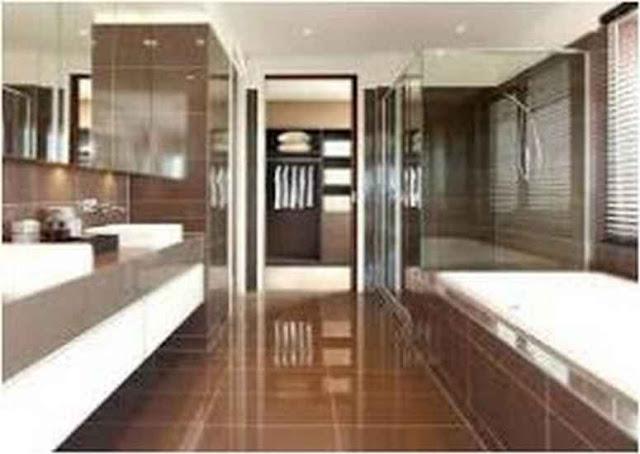 Simple Elegant Master Bathroom Ideas