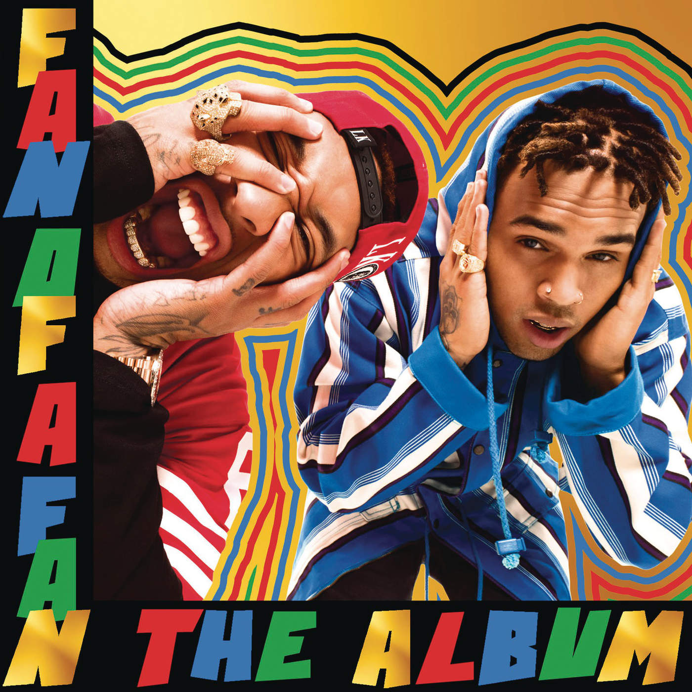 Chris Brown X Tyga - Fan of a Fan the Album (Deluxe Version)