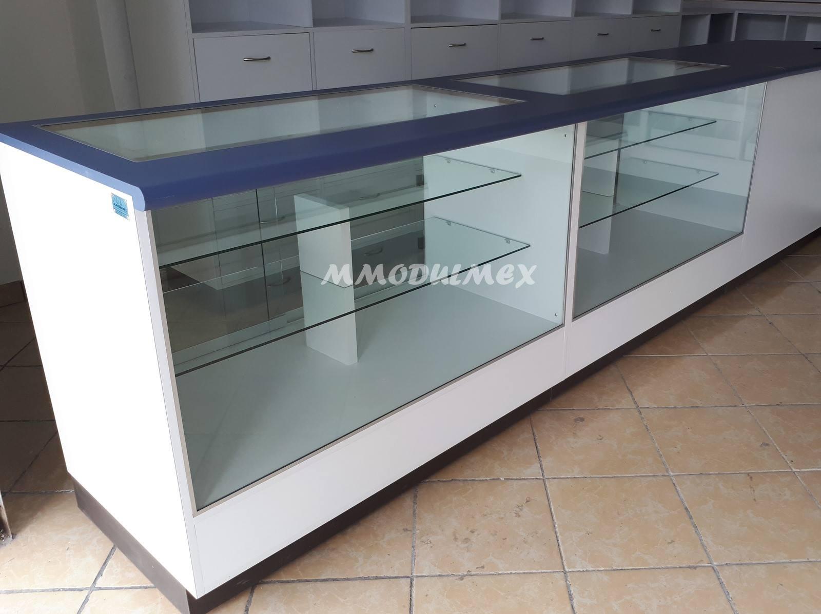Muebles de tiendas mobiliario de oficina muebles de - Mostradores para oficinas ...
