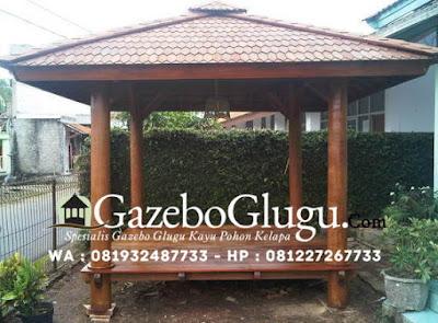 Gazebo Khas Bali