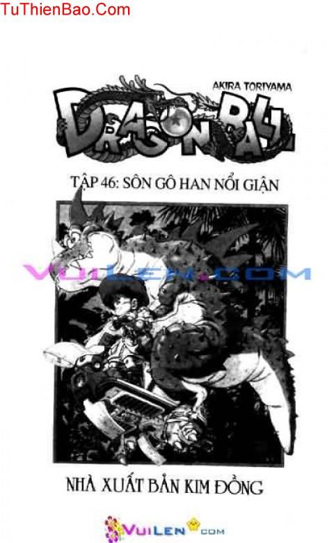 Dragon Ball - Bảy Viên Ngọc Rồng Tập 46 - ๑๑۩۞۩๑๑...TuThienBao.Com...๑๑۩۞۩๑๑