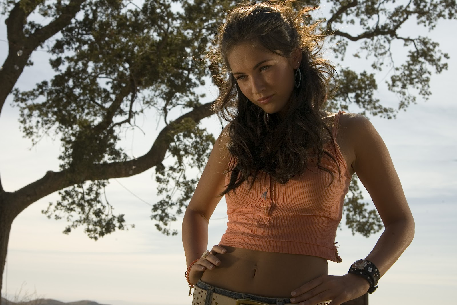 Megan Fox Transformers 1