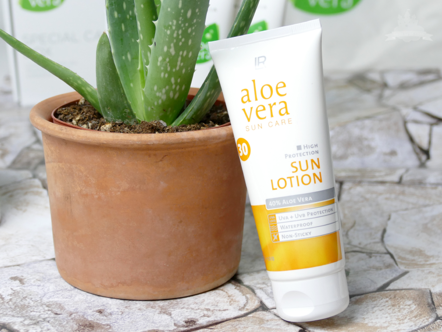 Aloe Vera Pflegelinie LR Aloe Via Sun Care