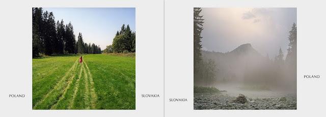 граница Словакия-Польша