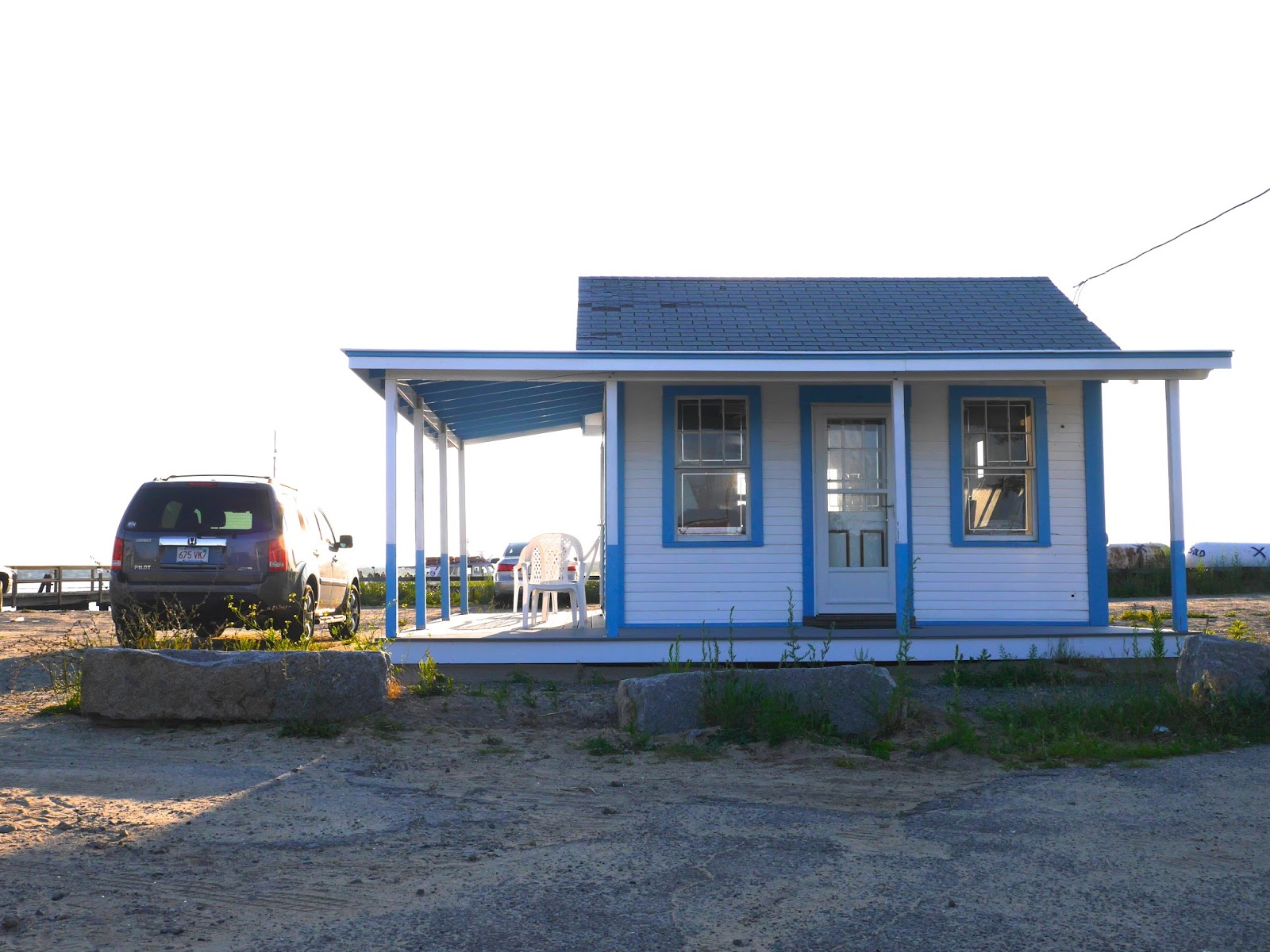 Tiny Beach House On Plum Island Ma