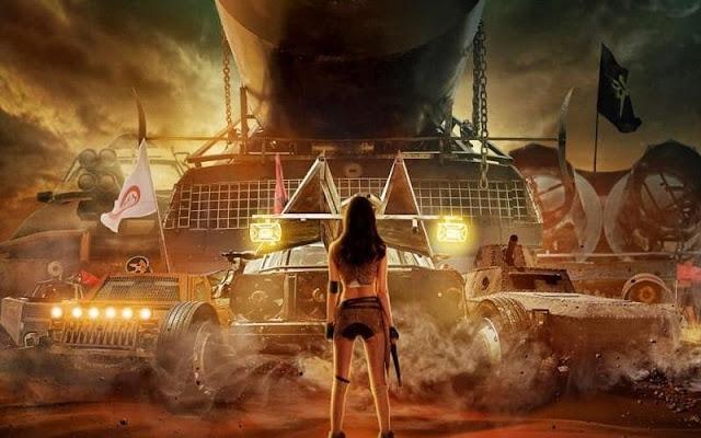 Mad Max versi Tiongkok dan daftar film Hollywood yang di Rip Daftar Film Hollywood yang di Rip-Off Negara Lain