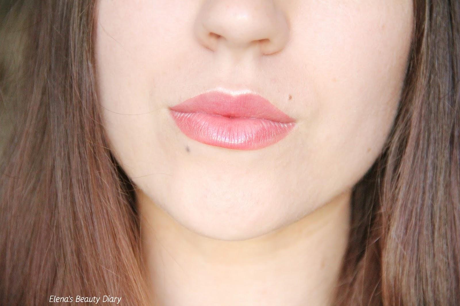 Новинка от YSL.Бальзам для губ с оттеночным пигментом Volupte Liquid Colour Balm в 11 оттенке