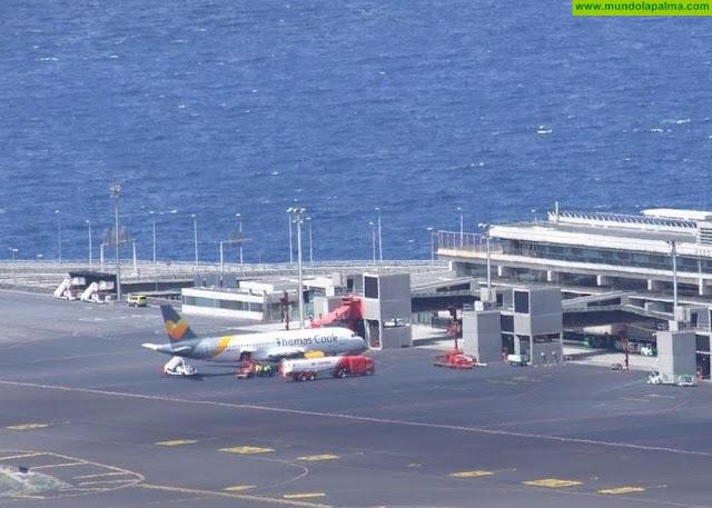 El Gobierno de Canarias pone en marcha  sus medidas para paliar los efectos de la quiebra del turoperador Thomas Cook