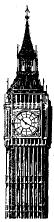 The Thames - Текст про Темзу на английском языке. Big Ben - Описание часов и часовой башни Биг Бен.