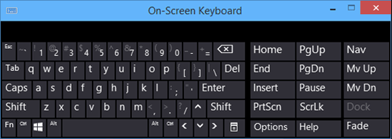Windows 10: Cara Aktifkan Screen Keyboard