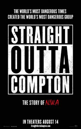 Online il trailer del film Straight Outta Compton