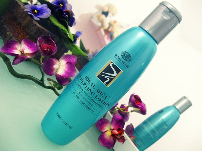 NPPE Ideal Mica Sculpting Lotion