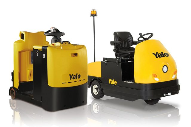 Yale expands tow tractor range Yale MT70 / MT80