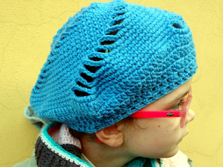 crochet pattern basque beret