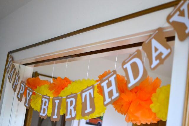 decoracion primer cumpleaños