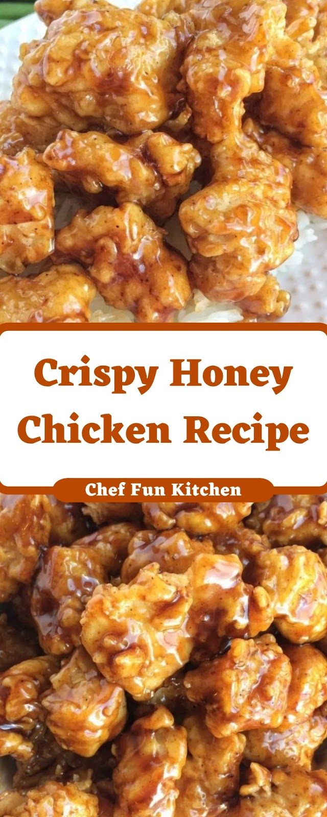 Crispy Honey Chicken Recipe