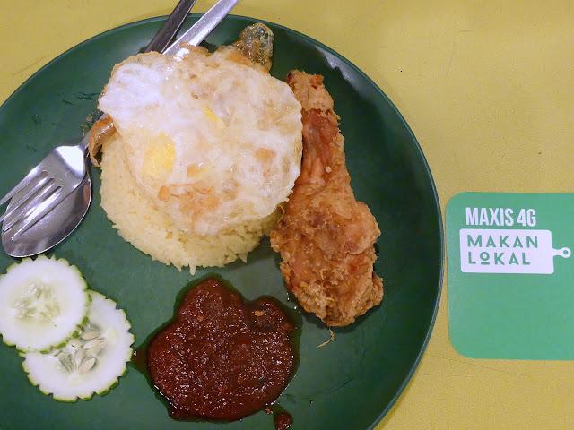 MAXIS4GMakanLokal-Johor -Food -Trail 1