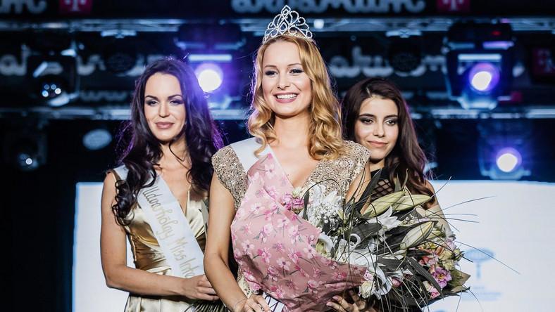 Miss International Hungary 2018 winner Frida Maczko