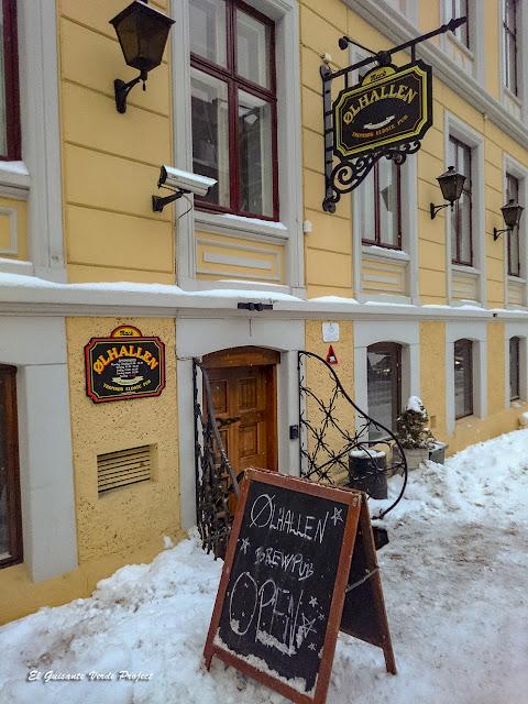 Ølhallen, Tromsø - Noruega, por El Guisante Verde Project