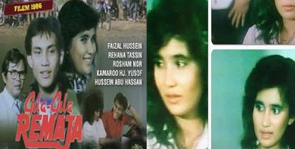 Gambar Terkini Rehana Yassin, Heroin Filem Gila-Gila Remaja Yang Tidak Pernah Dilihat!