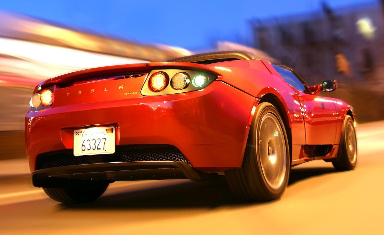 2018 Tesla Roadster Pictures - WallpapersACars