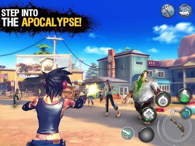 Game Dead Rivals - Zombie MMO Mod v0.2.5 Apk 1