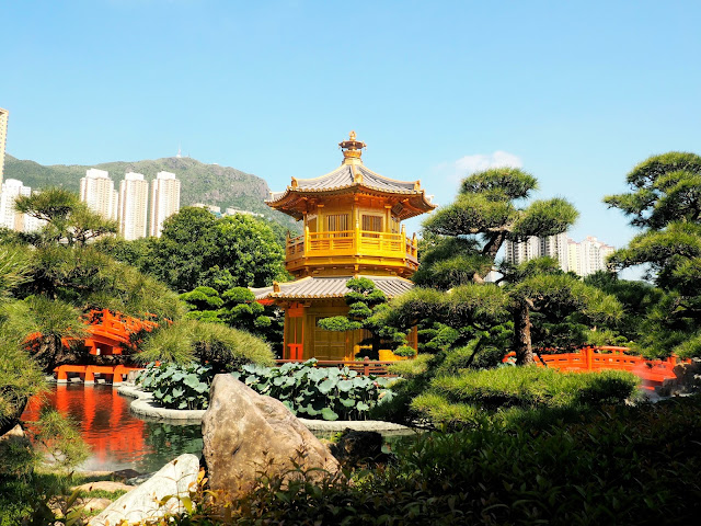 Nan Lian Gardens, Kowloon, Hong Kong