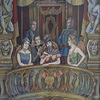 Ramón López Morelló pintura figurativa