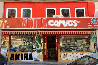 Akira Comics (Madrid)