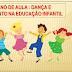 Plano de aula com Dança e Movimento na Educação Infantil