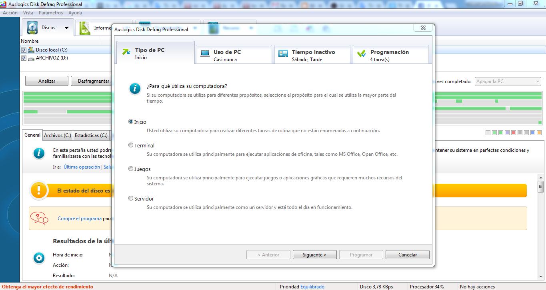 Auslogics Disk Defrag Ultimate 4.11.0.6 poster box cover