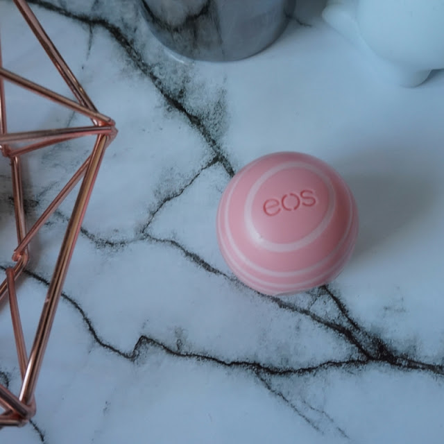 BEAUTY | EOS Coconut Milk Lip Balm from TK Maxx