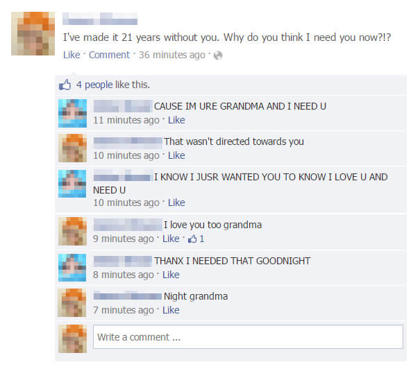 25 Hilarious Times Our Grand Parents Failed To Use Social Media