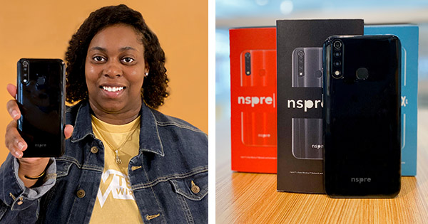 Chaymeriyia Moncrief, founder of Tesix Wireless Network
